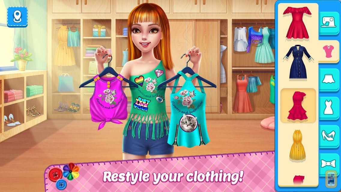 Screenshot - DIY Fashion Star