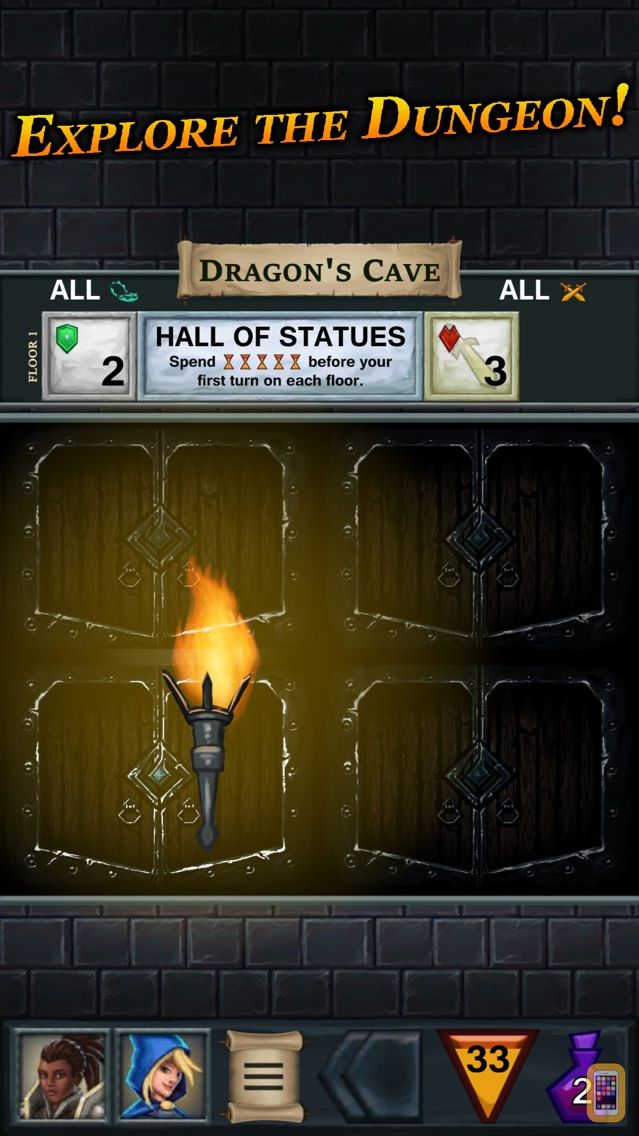 Screenshot - One Deck Dungeon
