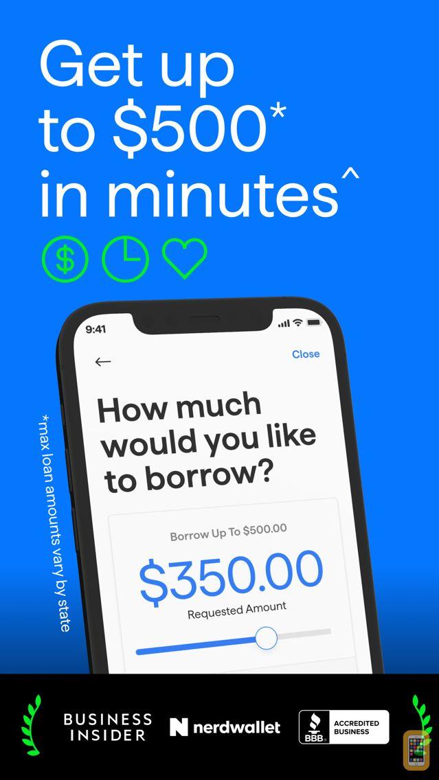 Screenshot - Possible Finance