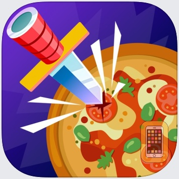 Knife Dash: Hit To Crush Pizza by Jelly Harry (Universal)