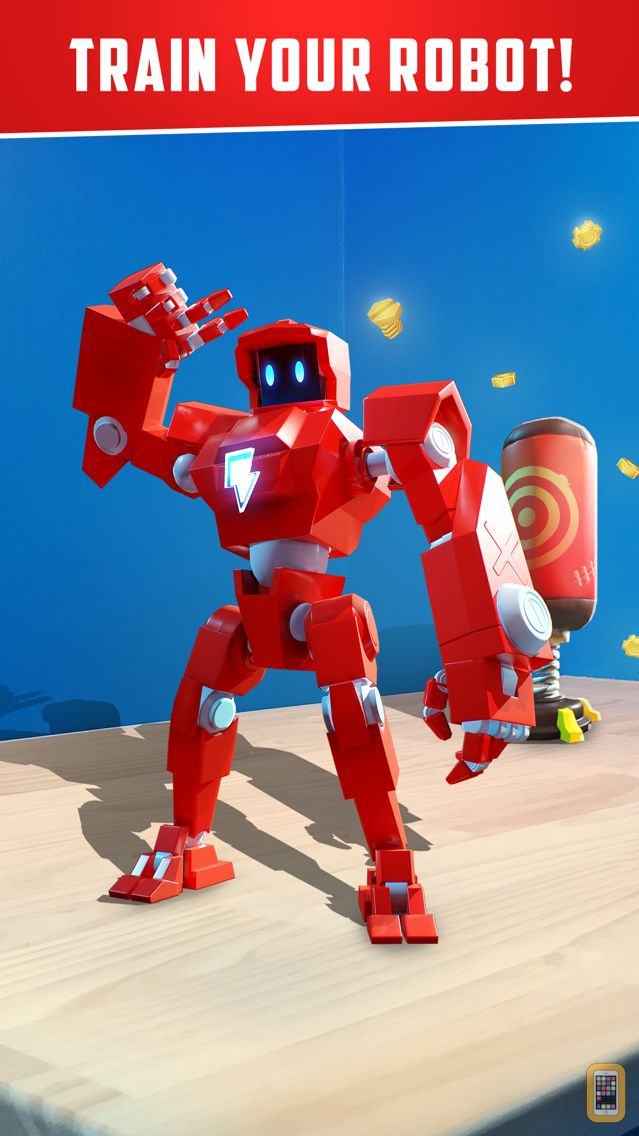 Screenshot - AR Robot