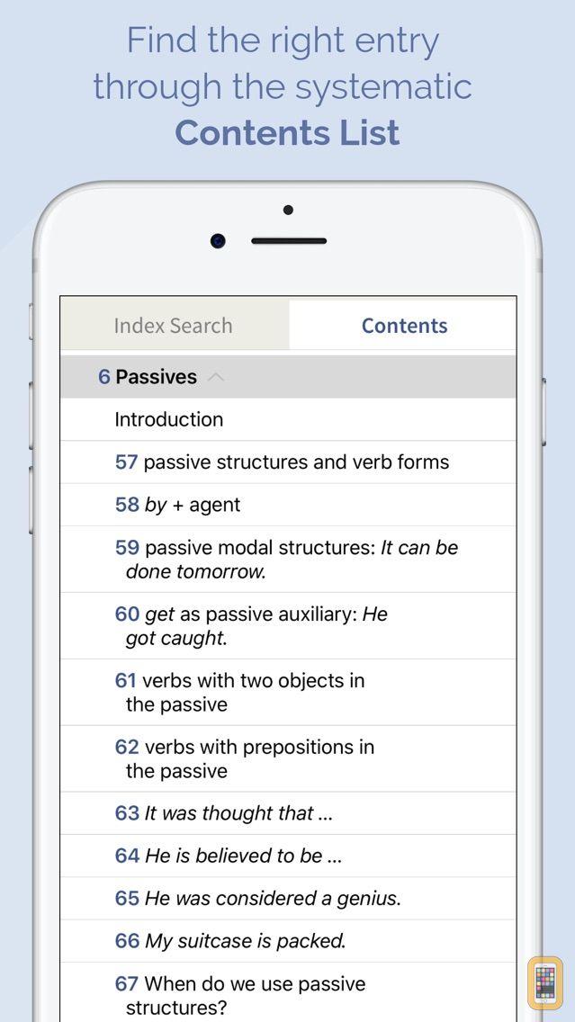 Screenshot - Practical English Usage