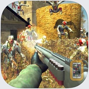 Zombie Combat Shooting by TRAN VAN LY (Universal)