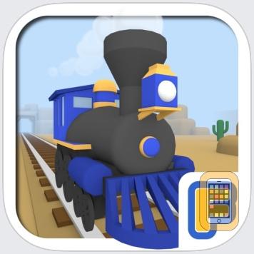 Train Kit: Wild West by FUNOBI LTD (Universal)