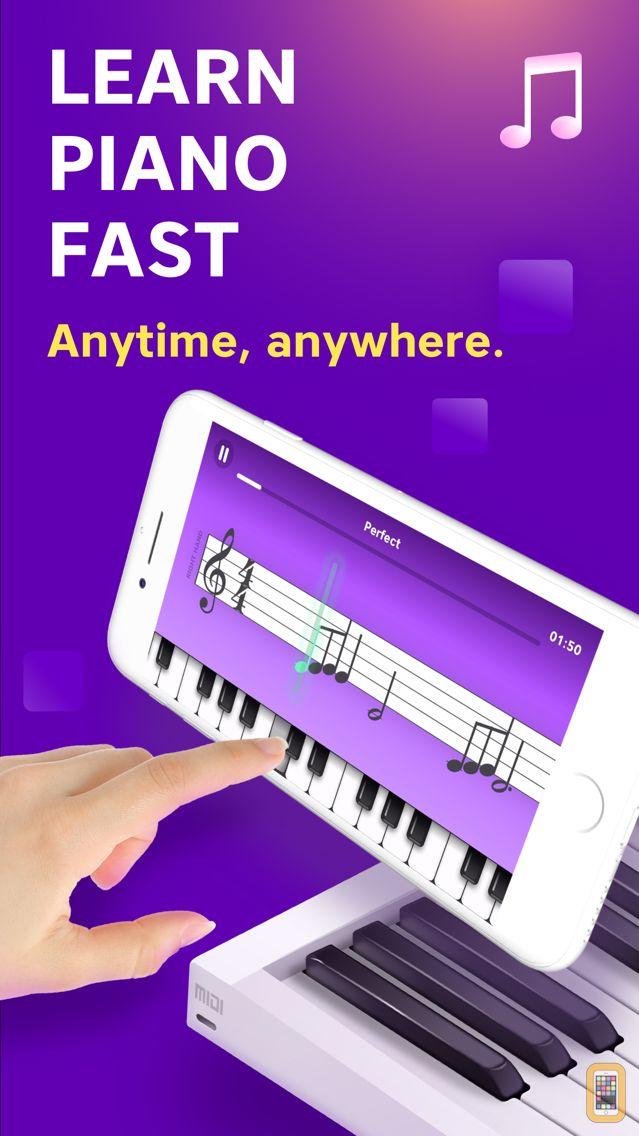 Screenshot - Piano Academy - Learn Piano