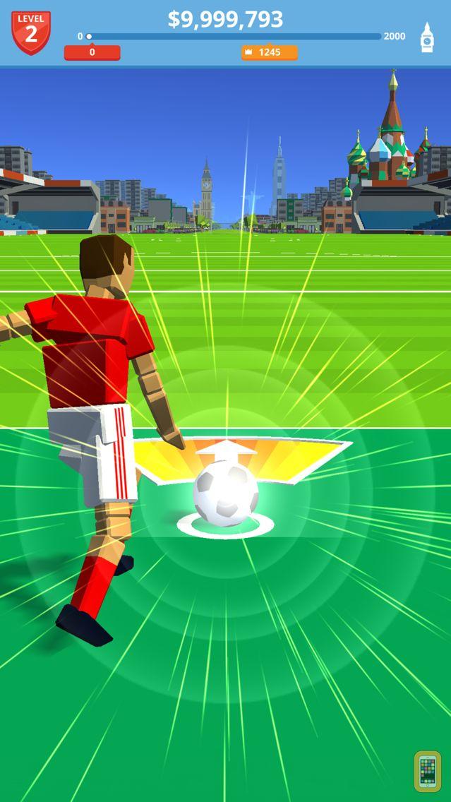 Screenshot - Soccer Kick