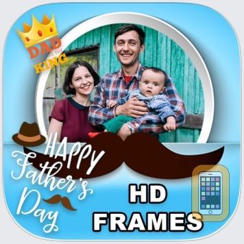 Father's Day Photo Frames 2018 by Patel Ravjibhai (Universal)