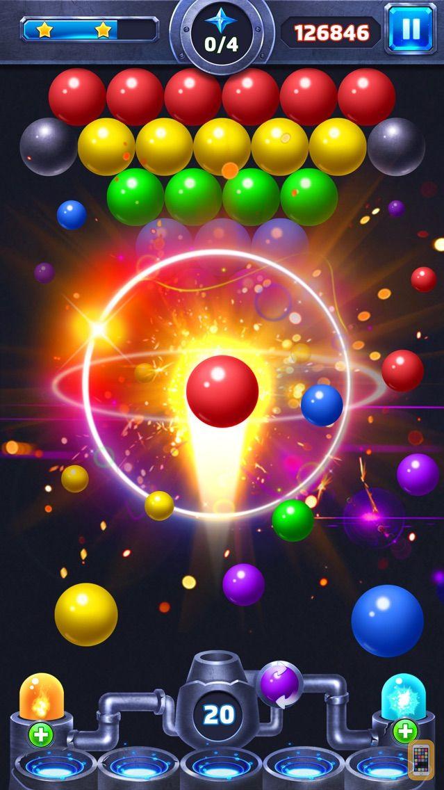 Screenshot - Bubble Shooter - Classic Pop