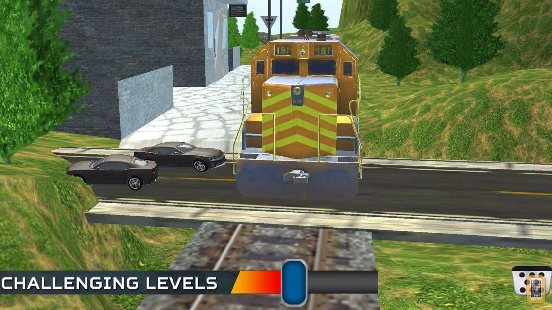 Screenshot - Train Simulator Crazy Driver