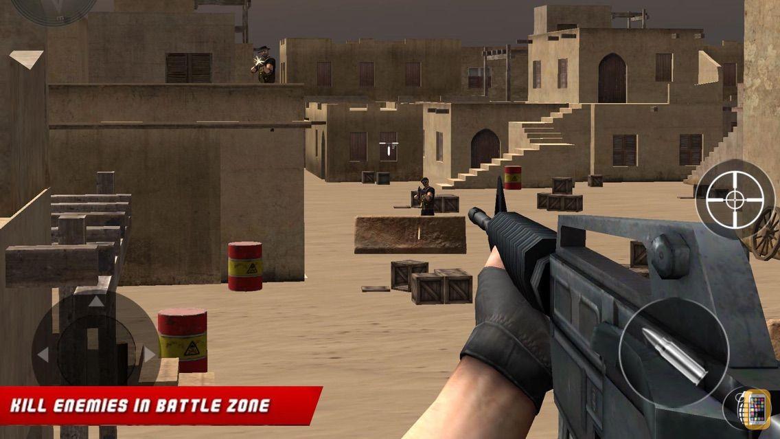 Screenshot - Terrorist Assault Shooting