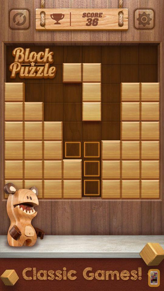 Screenshot - Wood Cube Puzzle