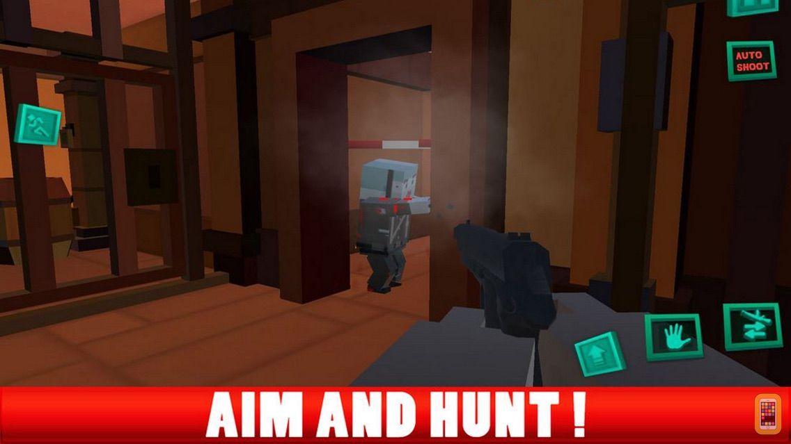 Screenshot - Pixel Zombies: Hero Shooter