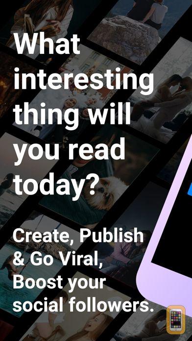 Screenshot - Text Story