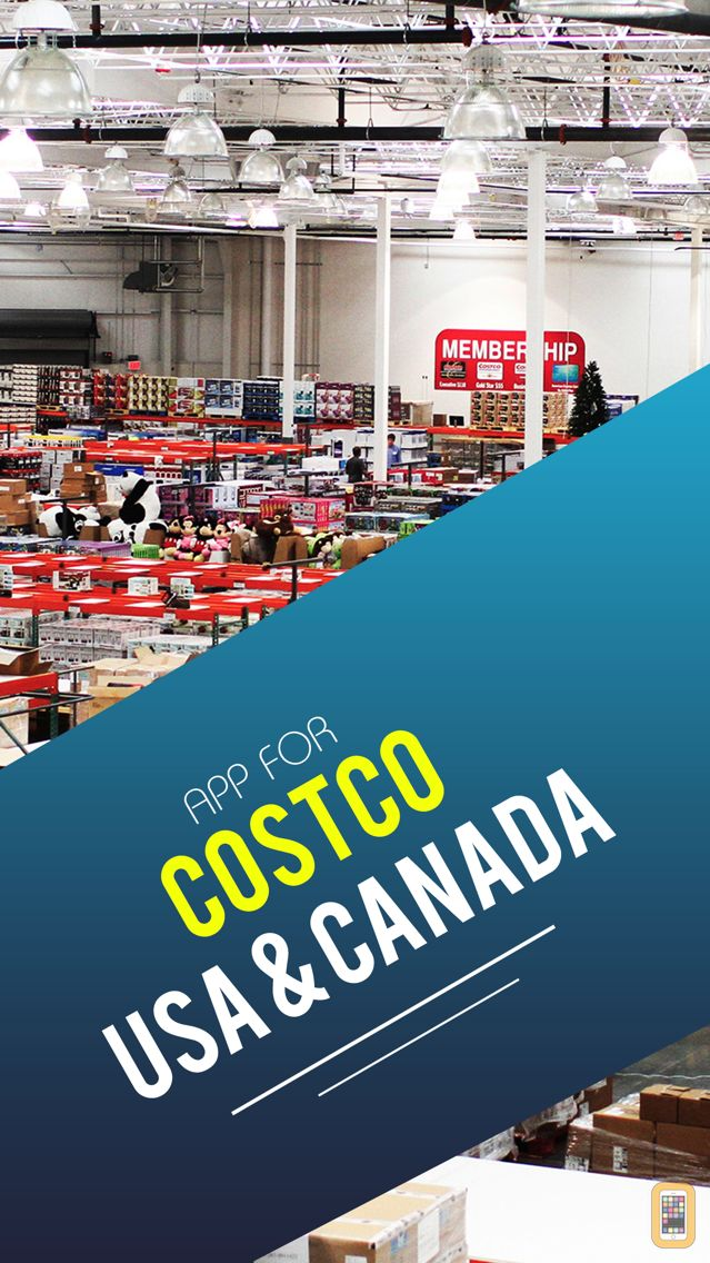 Screenshot - App for Costco USA & Canada