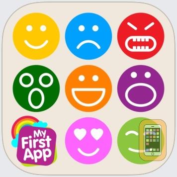 Adhd & autism feelings therapy by MyFirstApp Ltd. (iPad)