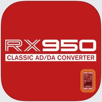 RX950 Classic AD/DA Converter by Mathieu Demange (Universal)