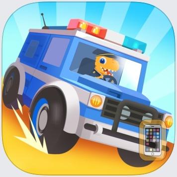 Dinosaur Police Car by Yateland (Universal)