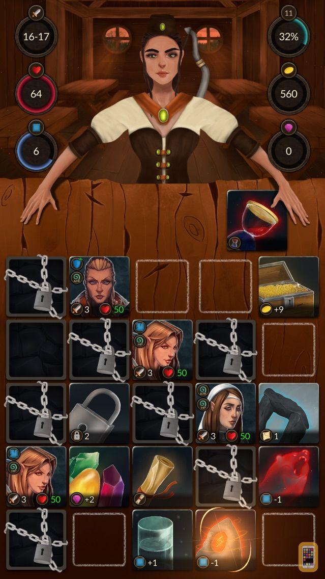 Screenshot - Crossroads: Roguelike RPG