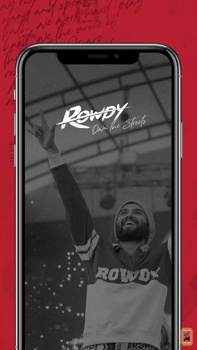 Screenshot - Rowdy