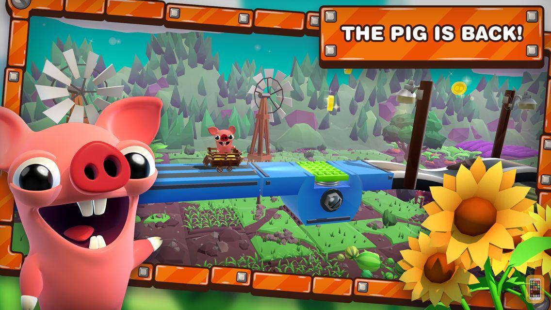 Screenshot - Bacon Escape 2