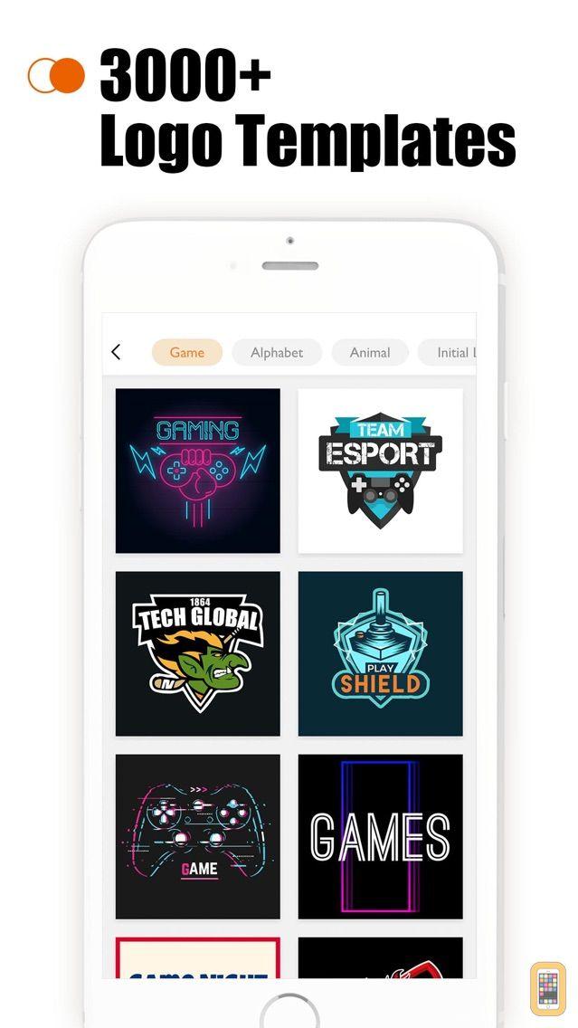 Screenshot - Logo Maker: Watermark Designer