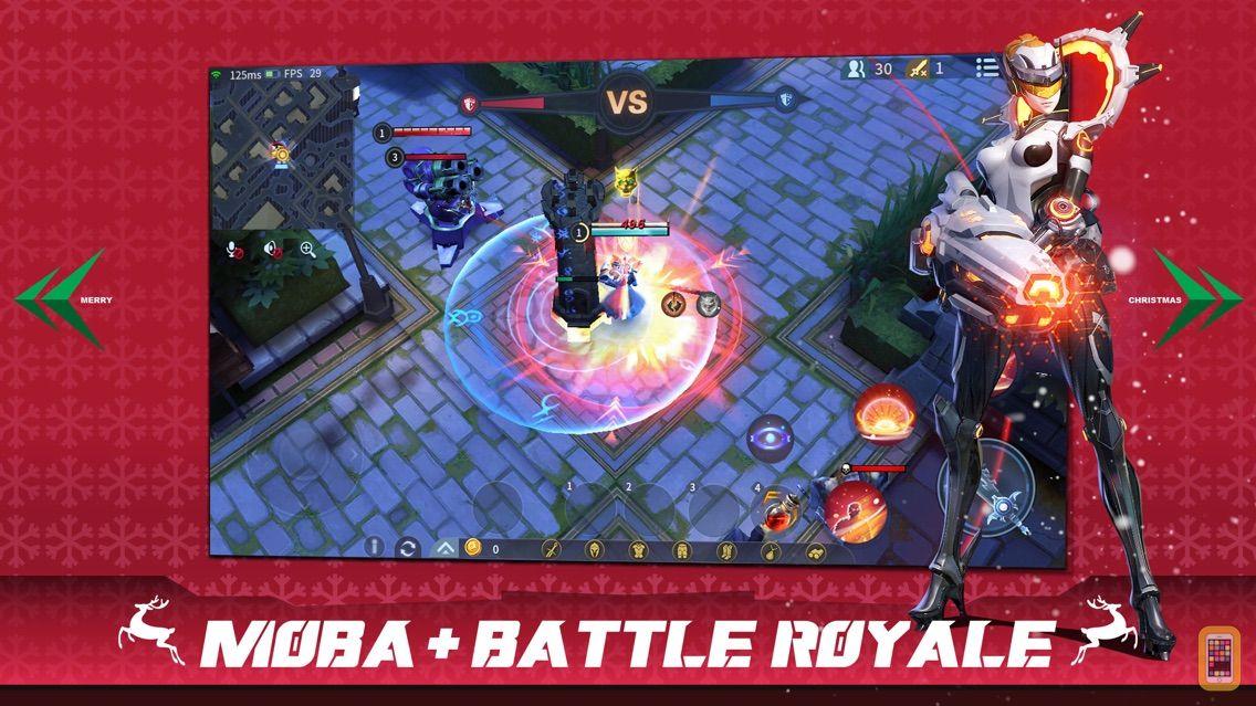 Screenshot - Survival Heroes