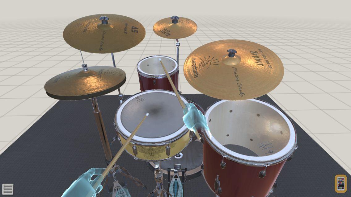 Screenshot - Aerodrums 3D