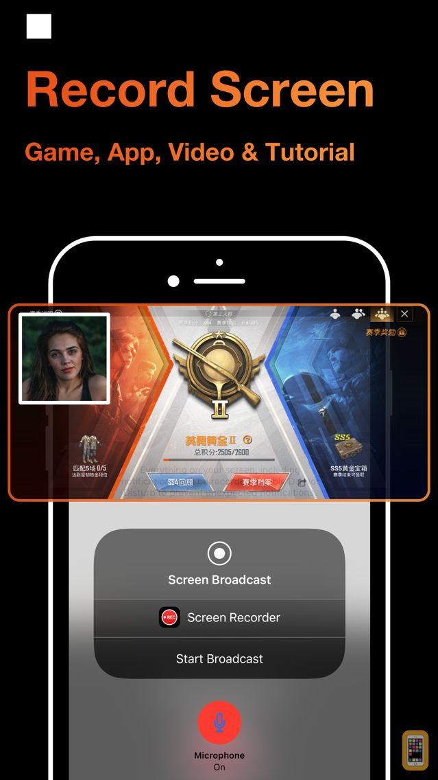 Screenshot - Screen Recorder °