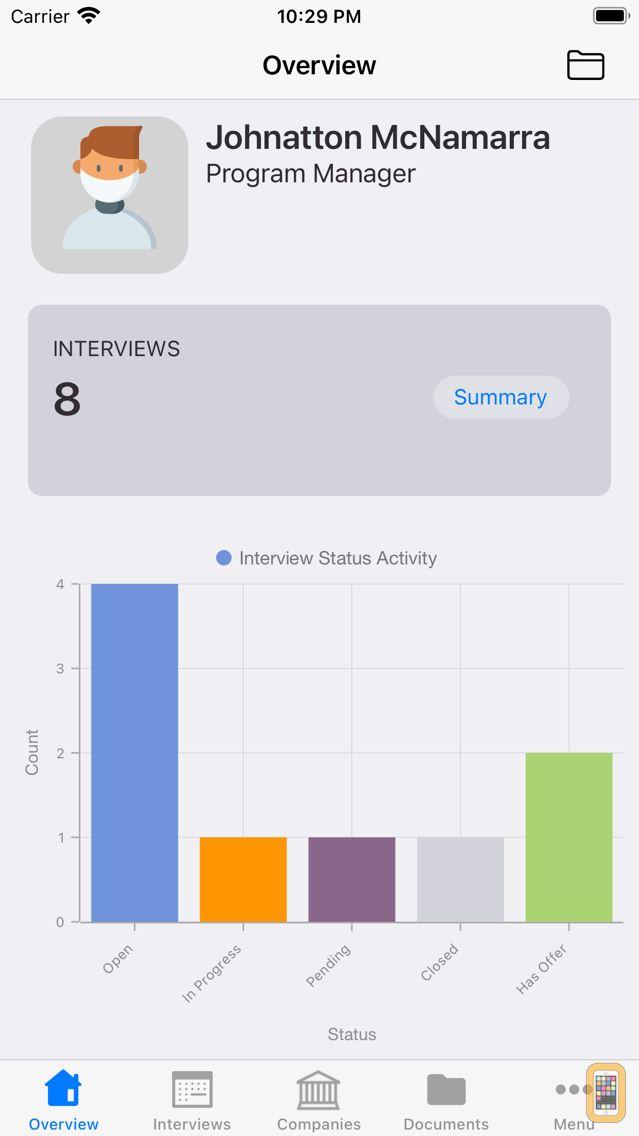 Screenshot - Lavo.ro - Resume Builder