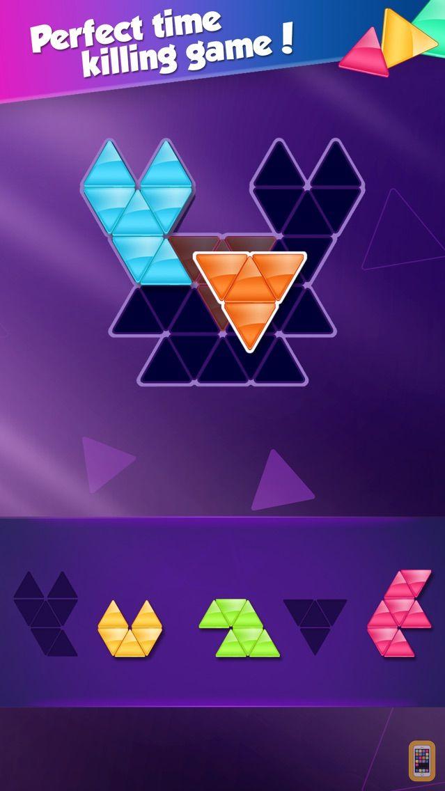 Screenshot - Block! Triangle puzzle:Tangram