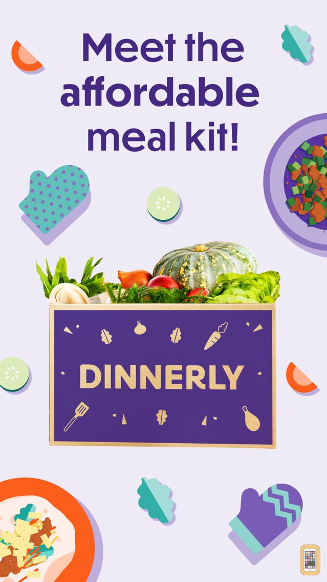 Screenshot - Dinnerly: Meal Kit