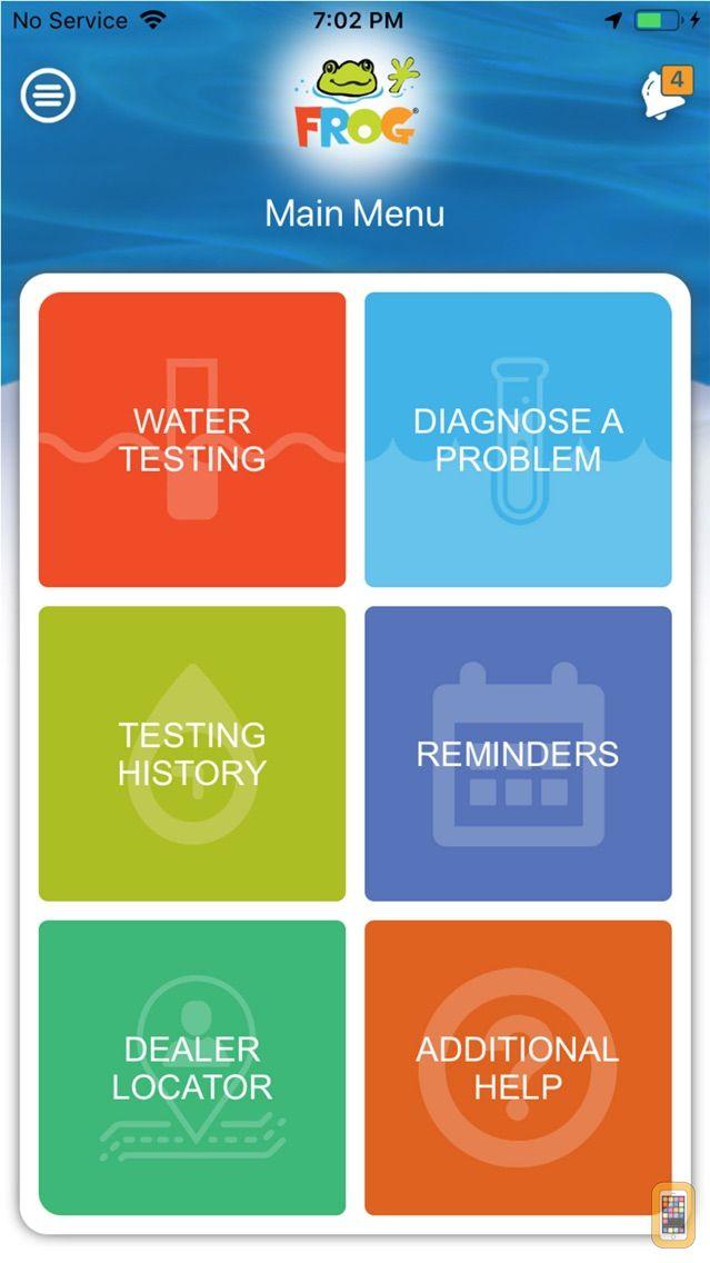 Screenshot - FROG Water Care