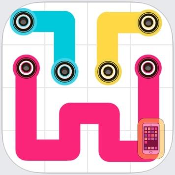 Line Flow - One Line Puzzle ! by ZhongXing Liu (Universal)