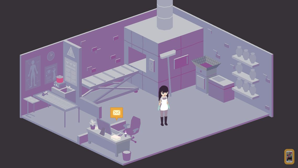 Screenshot - A Mortician's Tale
