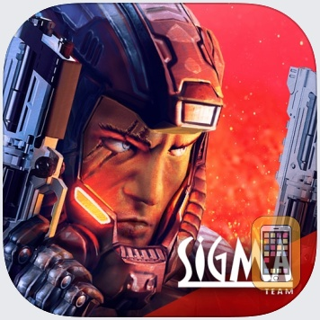 Alien Shooter 2 - The Legend by Sigma Team (Universal)