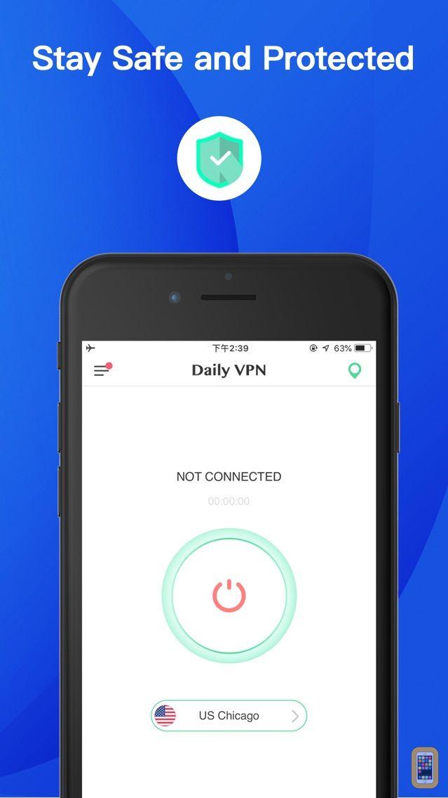 Screenshot - Daily VPN - Secure VPN Proxy
