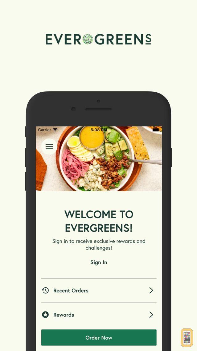 Screenshot - Evergreens Salad