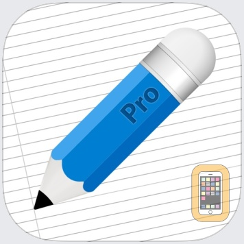 Notes Writer Pro - Sync &Share by Kairoos Solutions SL (Universal)