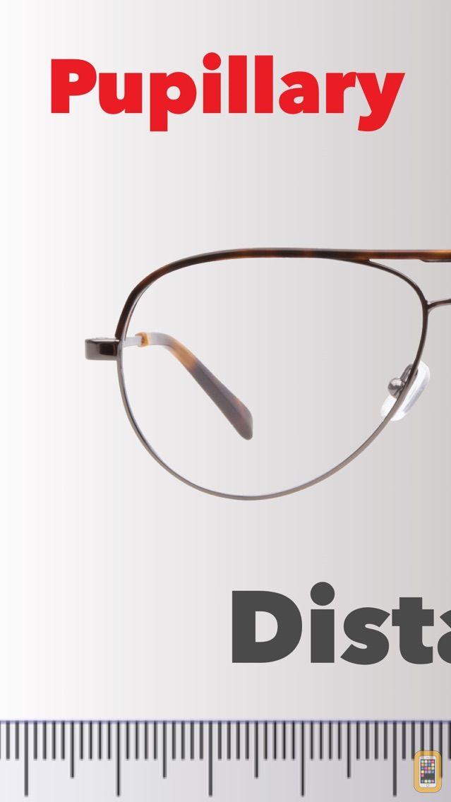 Screenshot - Pupillary Distance Measure