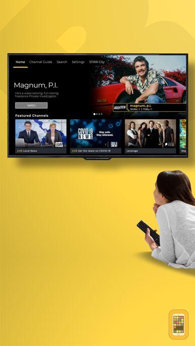 Screenshot - STIRR TV