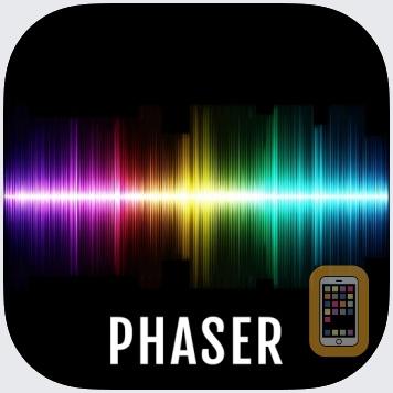 Phaser AUv3 Plugin by 4Pockets.com (Universal)