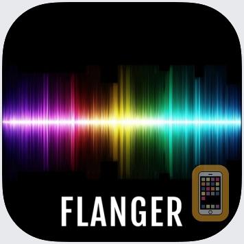 Flanger AUv3 Plugin by 4Pockets.com (Universal)