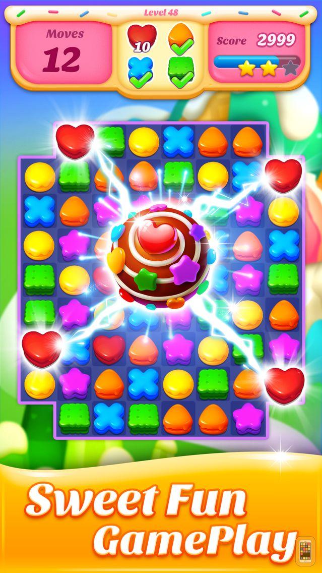 Screenshot - Cookie Crush - Amazing Match