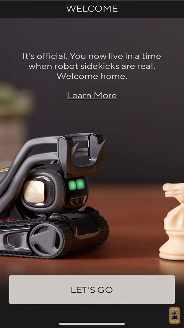 Screenshot - Vector Robot