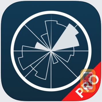 Windy Pro: marine weather app by Windy Weather World Inc (Universal)