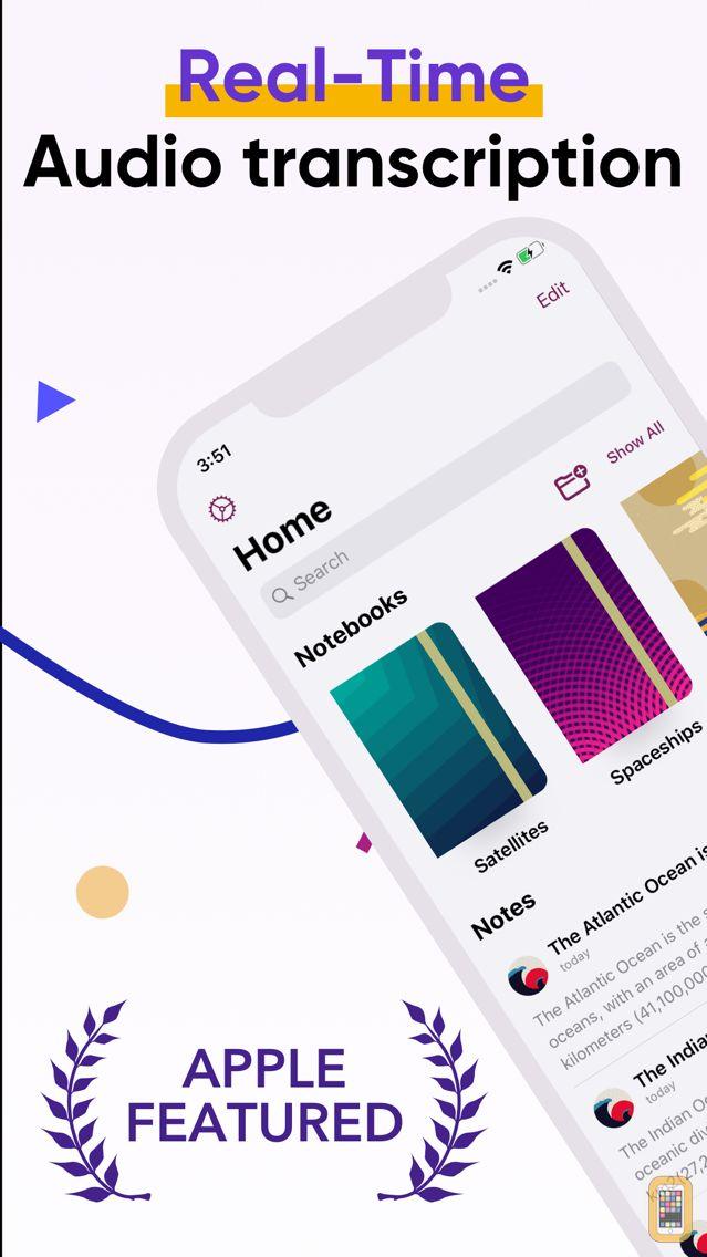 Screenshot - Penman - Speak your notes