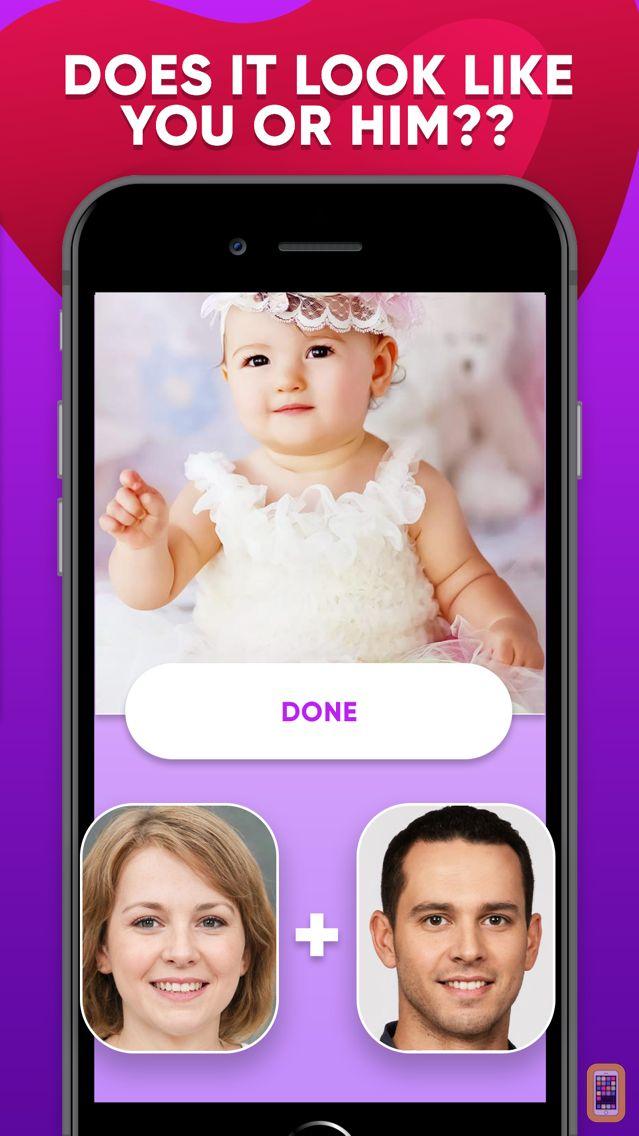 Screenshot - Future Baby Face Generator!