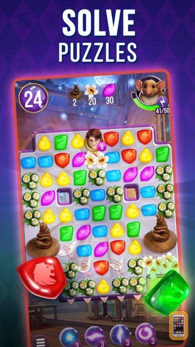 Screenshot - Harry Potter: Puzzles & Spells
