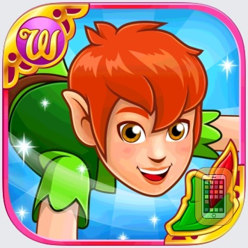 Wonderland : Peter Pan by My Town Games LTD (Universal)