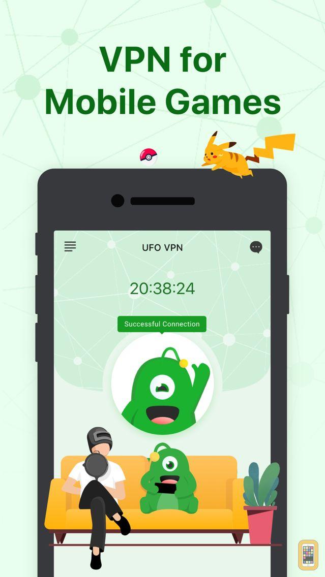 Screenshot - VPN - UFO VPN Hotspot